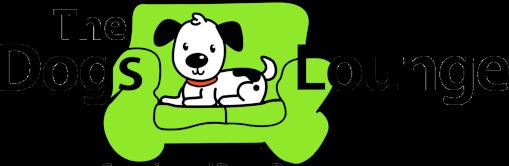 The Dog's Lounge logo.